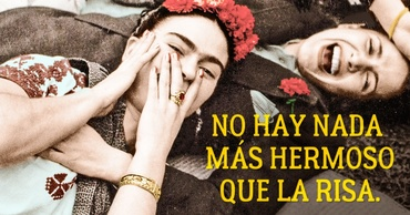 El optimismo de Frida Kahlo